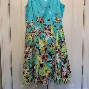 Maggy London Floral